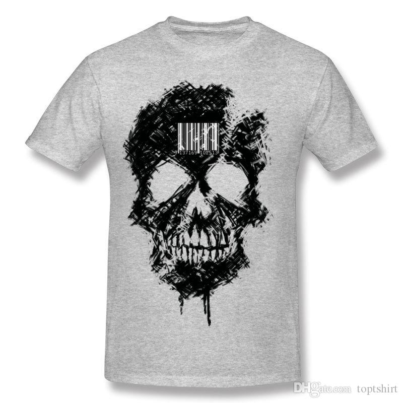 skull scratch t shirt custom design homme cheap male t shirt software homem o neck custom family summer o neck cool t shirts mens t shirt design t shirts - Racing T Shirt Design Ideas