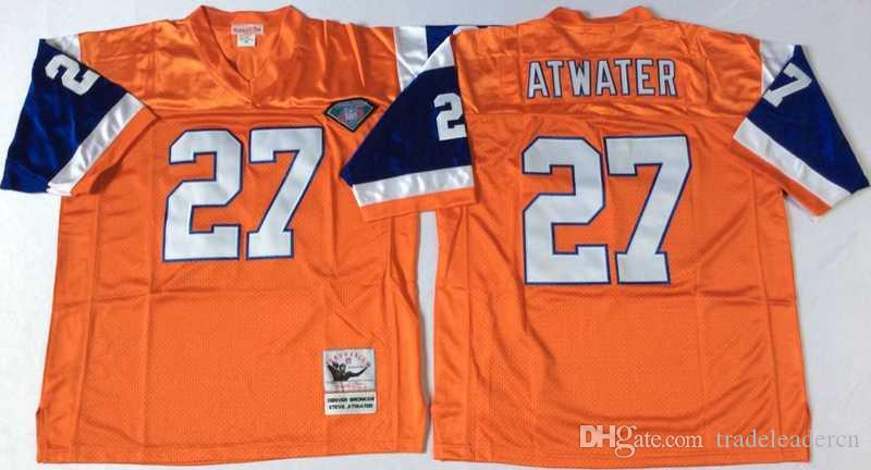 Remplacer 7 John Elway 27 Steve Atwater Terrell Davis 57 Tom Jackson 77 Mecklemb