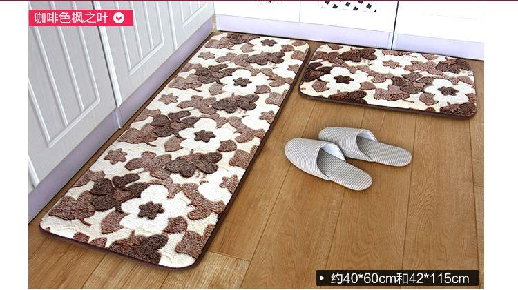 anti slip memory foam bathroom mats doormat living room