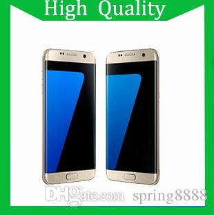 Perfect Version Goophone S7 EDGE 4G LTE Octa core 5.5inch IPS Curved Screen 1920*1080 3G RAM 32G ROM 16MP Camera unlocked smartphones