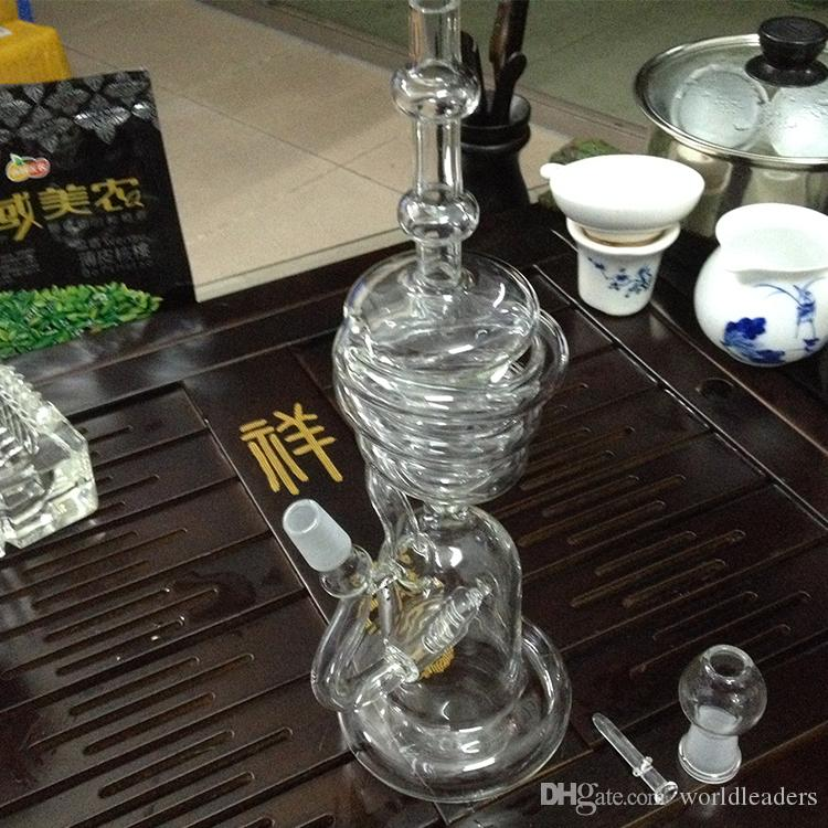 how to clean an intricate bong