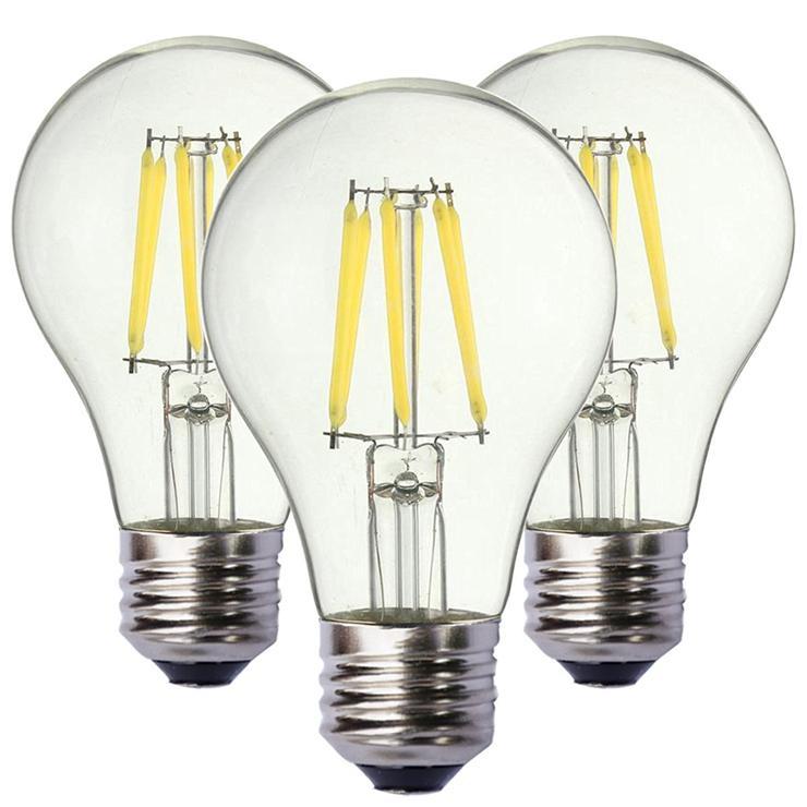 Buy G80 Led Filament E27 40w Bulb Online: Led Bulbs G80 E26/E27/B22110v 130v 4w/6w Led Filament Bulb