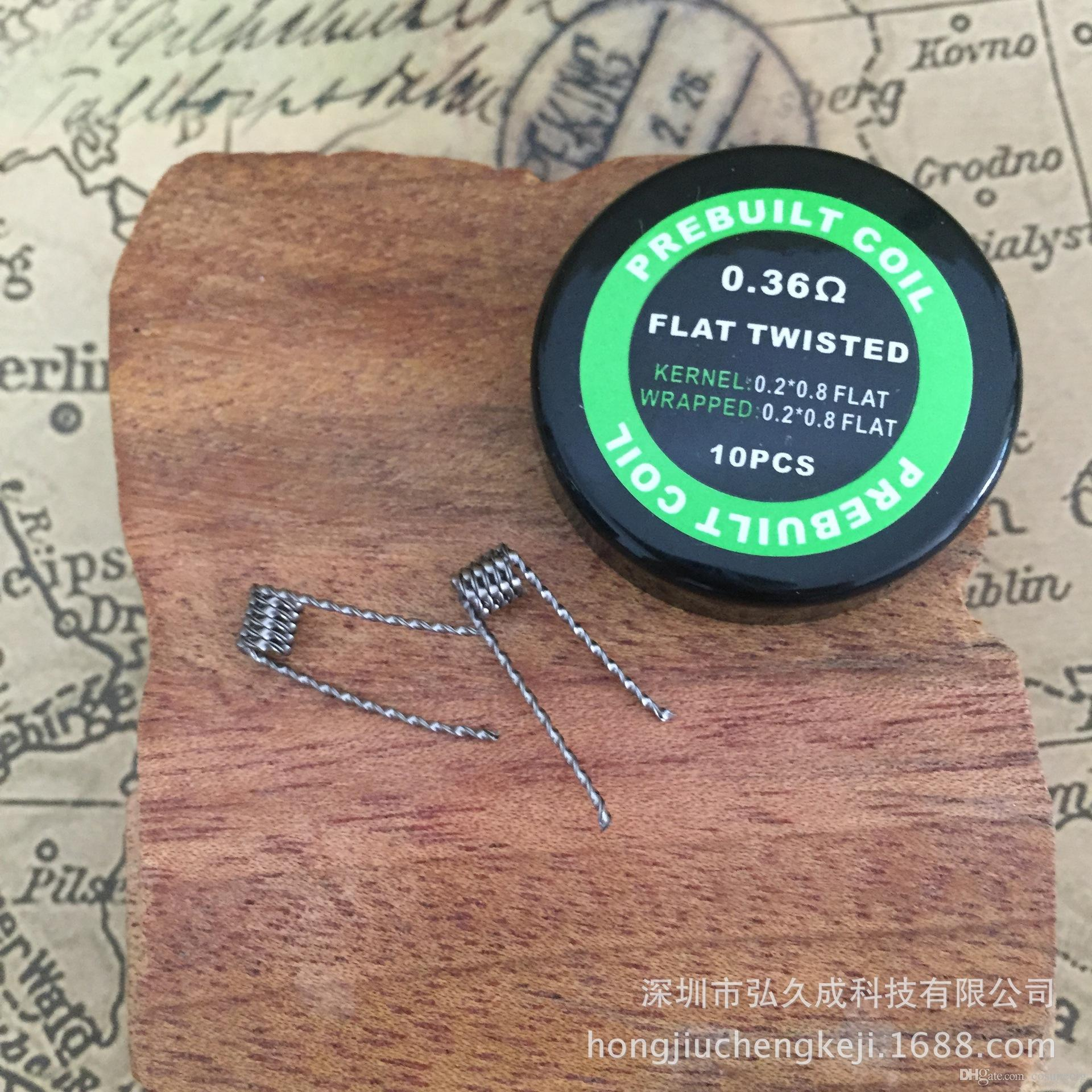 FYF19 Alien Fused Clapton Flat Mix Twisted Hive Quad Tiger 9 Types ...