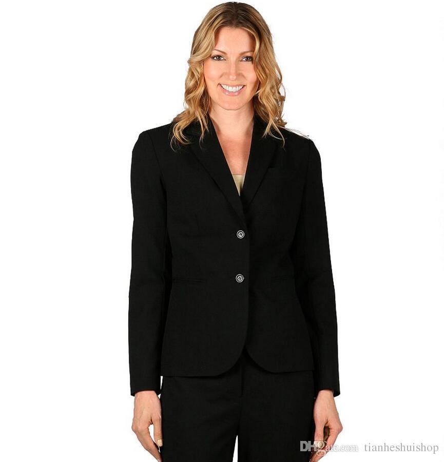 Custom Women's Suits Business Office Uniform Dress Long-sleeved