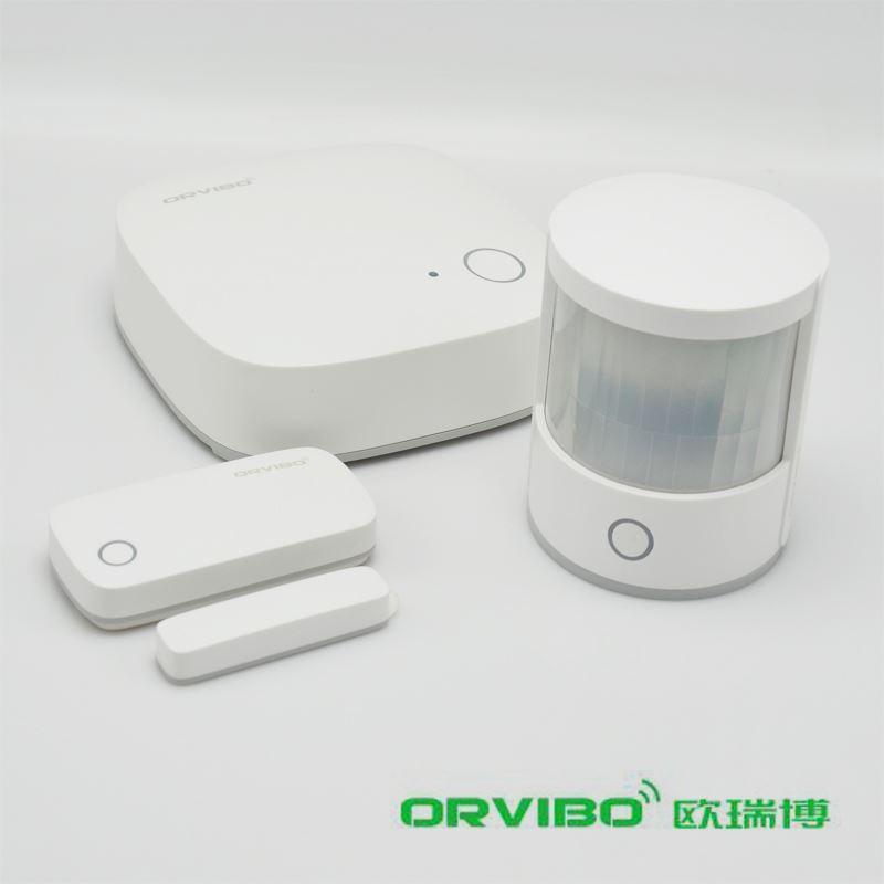 orvibo smart home controller zigbee smart hub smart remote control zigbee motion sensor door. Black Bedroom Furniture Sets. Home Design Ideas