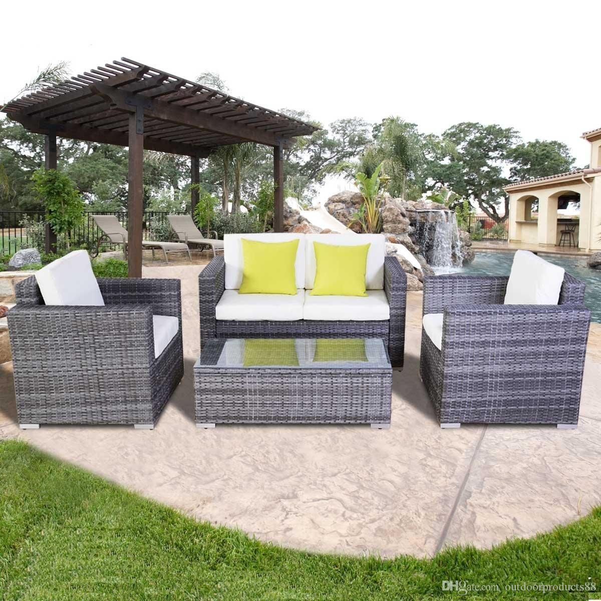 acheter nouveaux meubles de jardin vente chaude patio ext rieur chaises de table de canap en. Black Bedroom Furniture Sets. Home Design Ideas