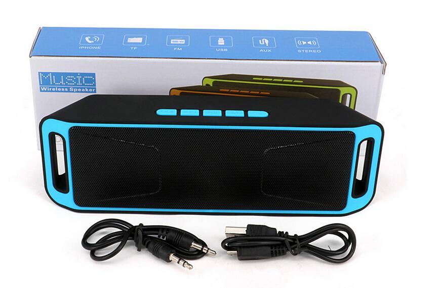 Sc 208 Mini Portable A2dp Bluetooth Speaker Wireless