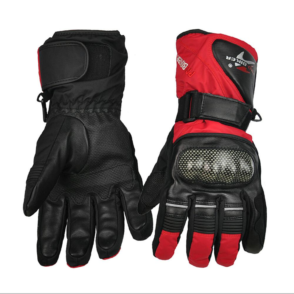 Motorcycle gloves ratings - Motorcycle Gloves Winter Warm Waterproof Windproof Protective Racing Gears Accessories Guantes Moto Luvas Alpine Motocross Stars