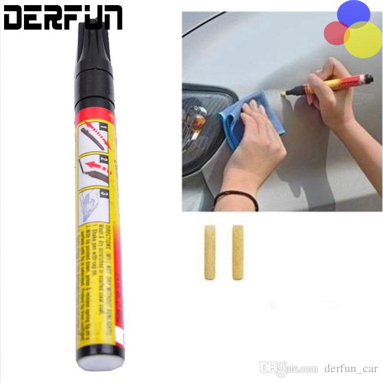 car scratch repair pen remover simoniz clear coat applicator auto painting pens filler sealer. Black Bedroom Furniture Sets. Home Design Ideas