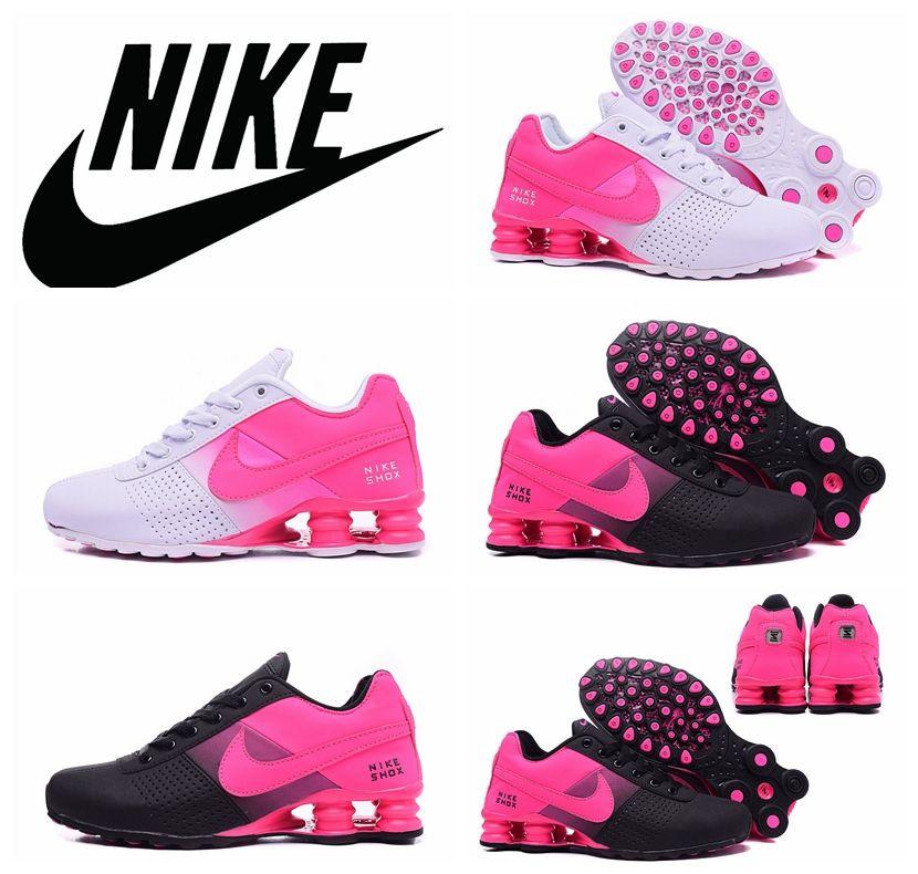womens nike shox 2016 pink white