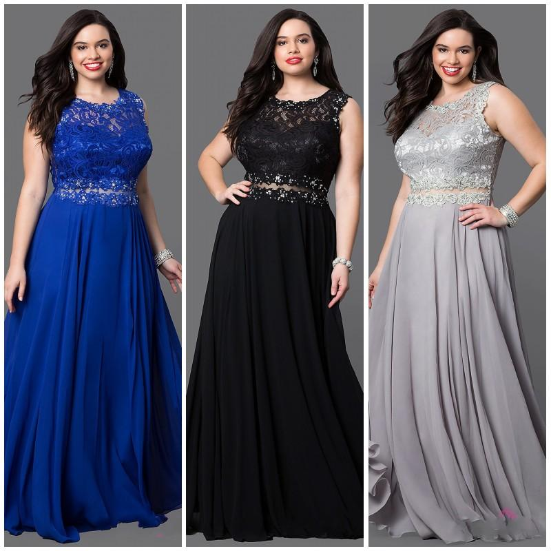 Larger Size Prom Dresses 55