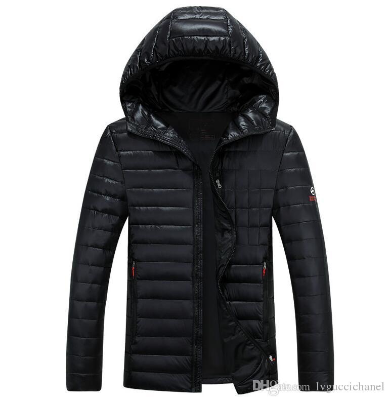 Luxury Brand Men Wear Thick Winter Outdoor Heavy Coats Down Jacket ...