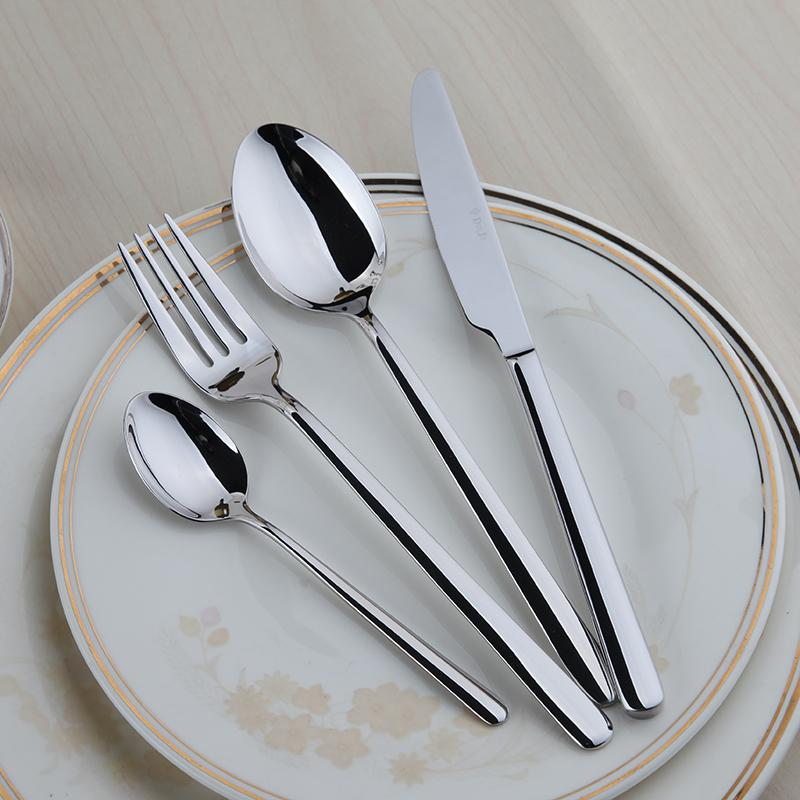 see larger image - Stainless Steel Flatware