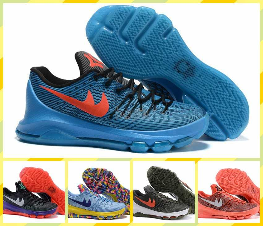 2016 new kd 8 n7 basketball shoes kevin durant trainers kd