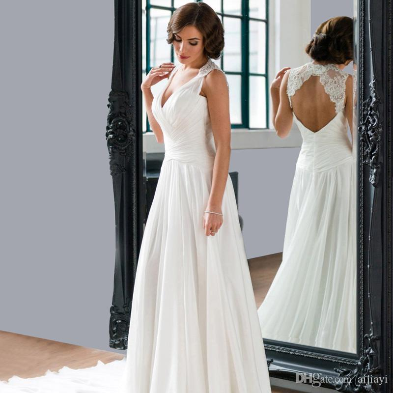 Hot sale hippie sexy backless wedding dresses pnina tornai for Backless wedding dresses for sale
