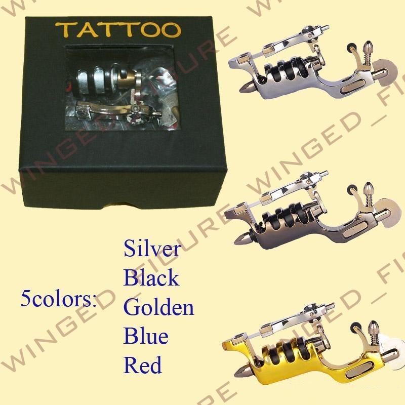 Primus sunskin rotary tattoo machine with taiwan motor for Superior tattoo machine