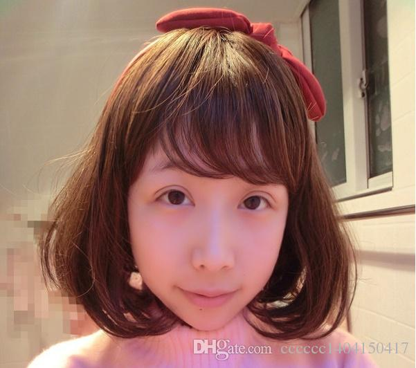 Wholesale - 2016 Fashion style wigs Party cosplay <b>Pretty gift</b> Perming <b>...</b> - 2016-fashion-style-wigs-party-cosplay-pretty