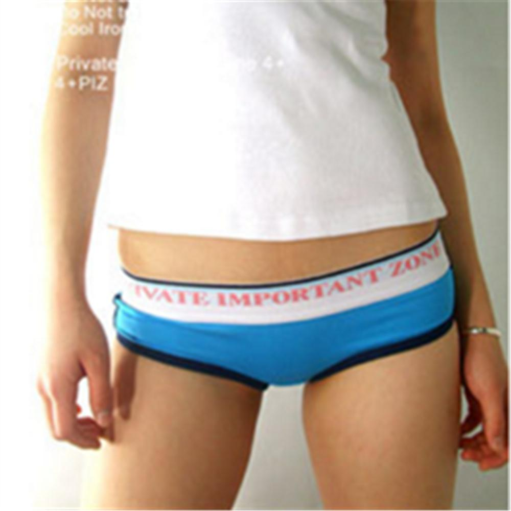 Best Hot Sell Young Girl Sexy 100% Cotton Women Boy Shorts ...