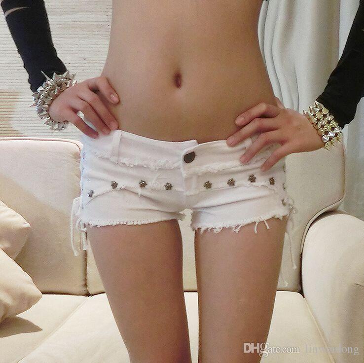 Ladies Short Shorts