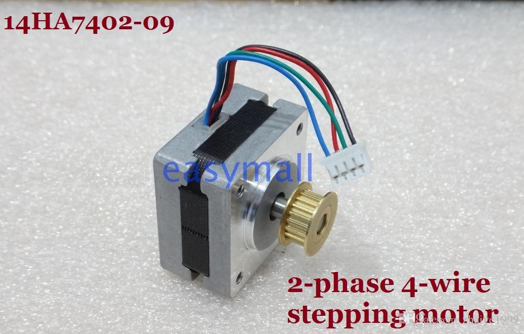 2017 Moons 39 Motor 14ha7402 09 2 Phase 4 Wire Hybrid Type Step Angle Of 0 9 Degrees With High