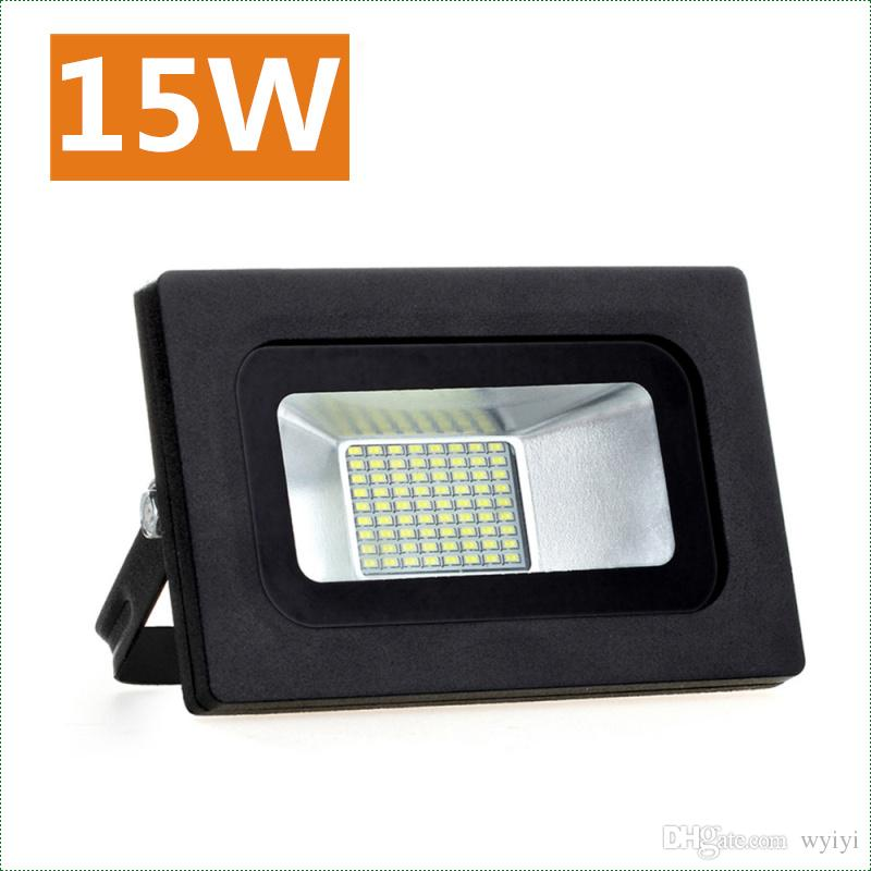 led flood light 15w 220v proyector refletor led floodlight projecteur led exterieur spotlight