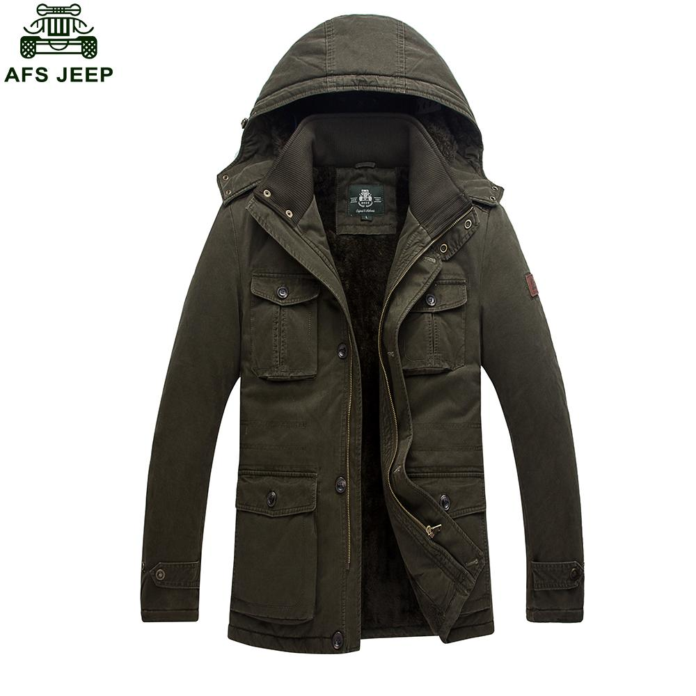 Large Size L 8xl Winter Jacket Men Brand Clothing Fashion Plus ...