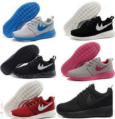 doiwax 2017 New Brand Roshe Run Women And Men Causal Shoes Classical