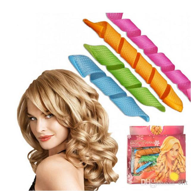 Fantastic High Speed Change Magic Leverag Perm Unimaginably Hair Rollers Hairstyles For Women Draintrainus