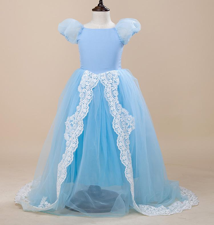 2016 New Style Luxury Beautiful Baby Princess Dress