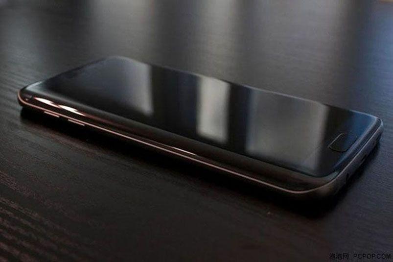 goophone S7 edge 64bit Dual core show 4G 3GB RAM 64GB ROM smartphone android 6.0 s7 Metal frame