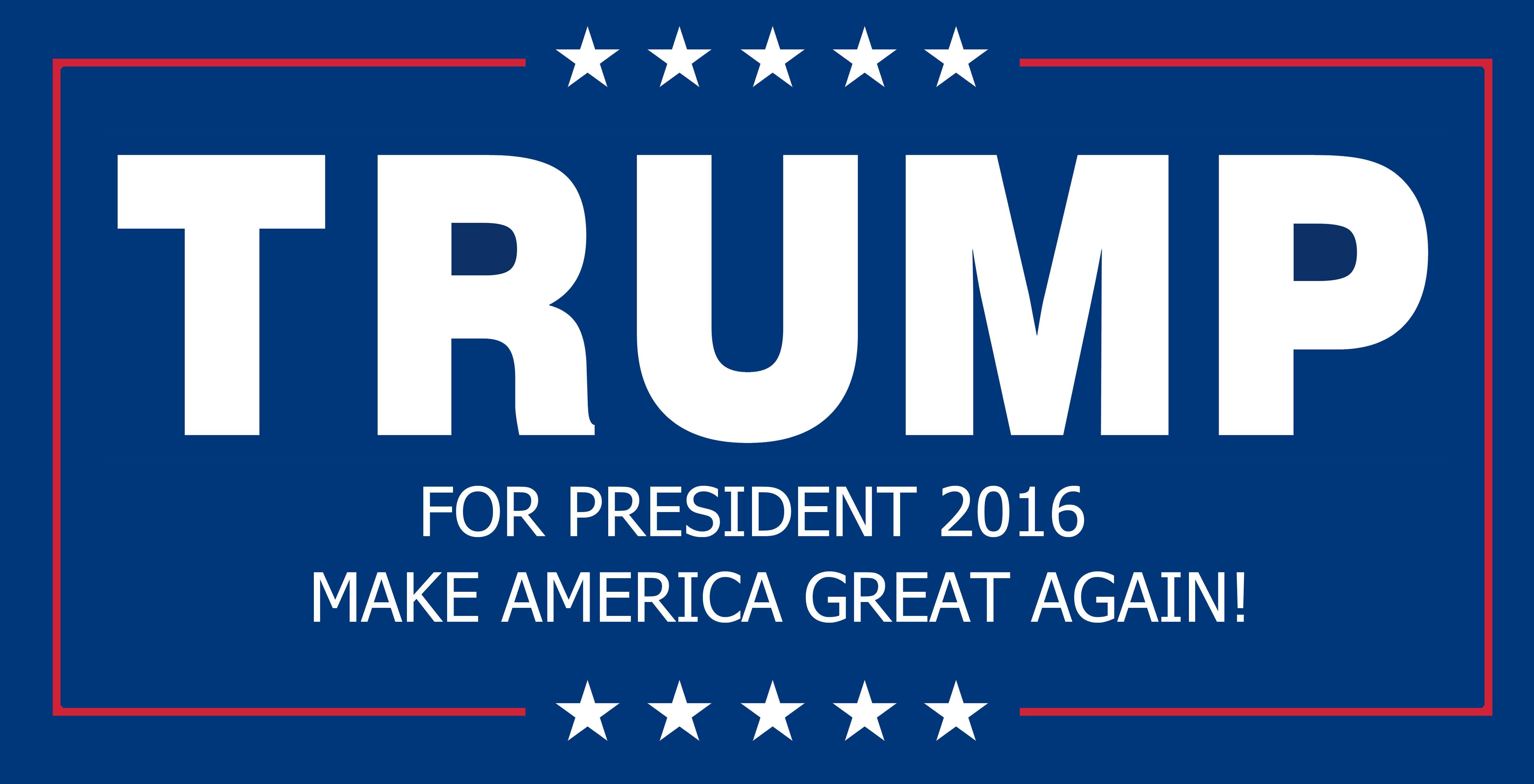 2017 donald trump for president 2016 make america great for Make america great again wallpaper