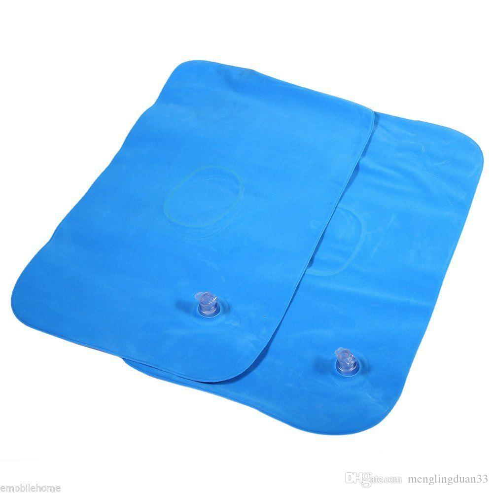 Backseat Inflatable Bed Outdoor Travel Car Inflatable Bed Back Seat Extended Air Mattress