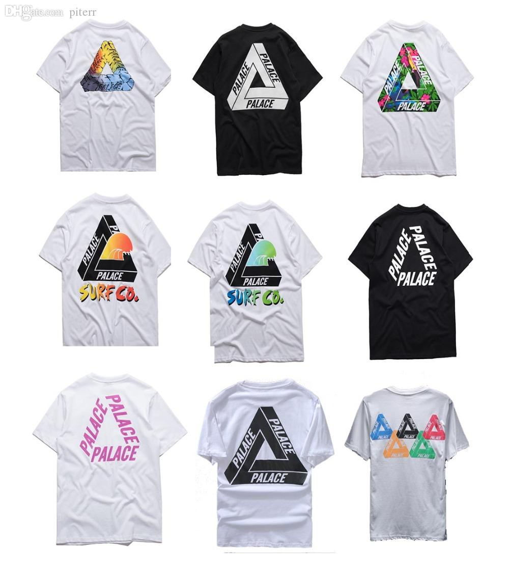Wholesale 2016 palace t shirt men high quality palace for Very cheap t shirts online