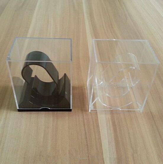 cool watch box for geneva men watch display packaging boxes cube cool watch box for geneva men watch display packaging boxes cube clear plastic box transparent sport gift watch 5 4 7 5 8 8 cm storage case for watches