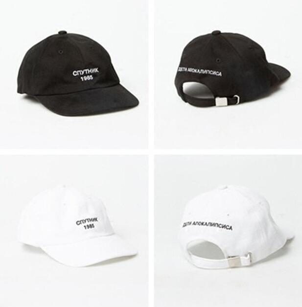 new the hundred ball cap letter cotton baseball caps fashion panel golf hat men and women hip hop adjustable rose sun hats mens style