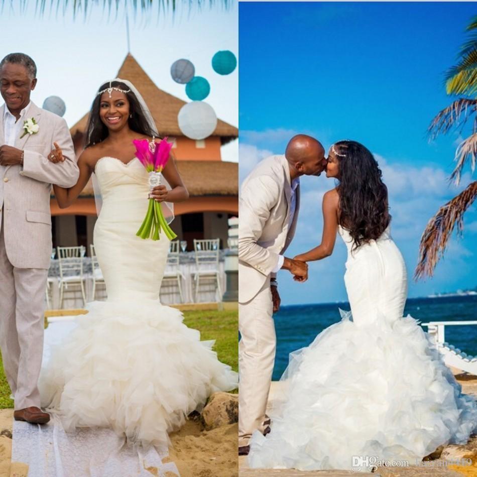 2016 New Summer Bohemian Beach Wedding Dresses Vintage