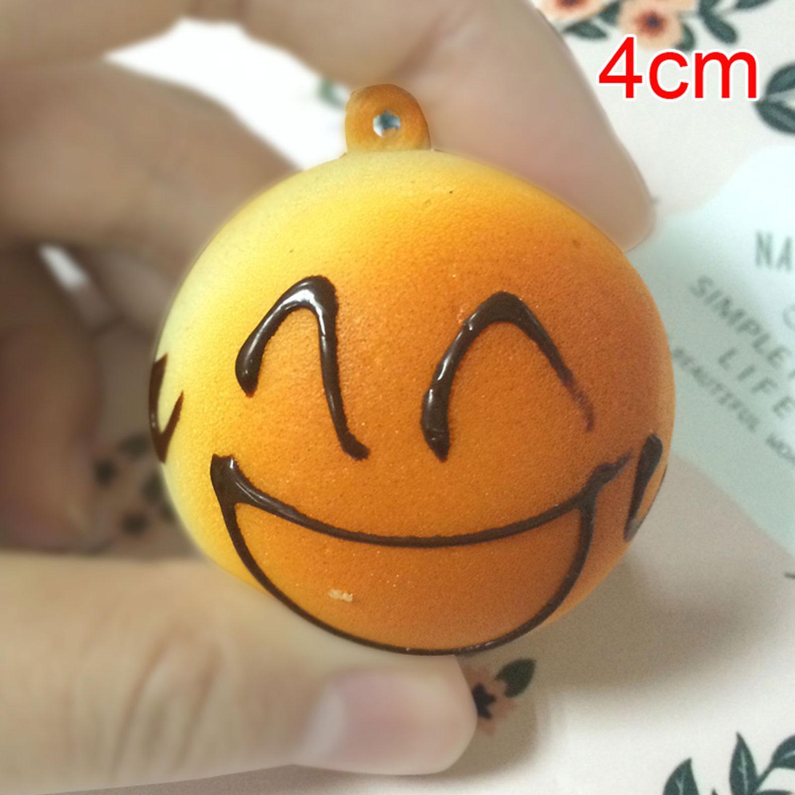 Squishy Super Cute Soft Buns Bread Charm Squishies Cell Phone Straps 4 CM Bread Straps Bag Key ...