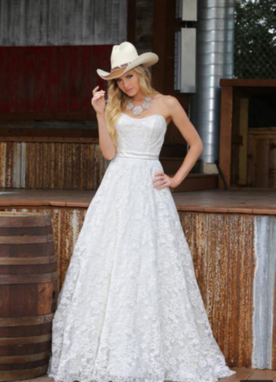 Country style wedding dresses 2016 cheap strapless full for Dhgate wedding dresses 2016