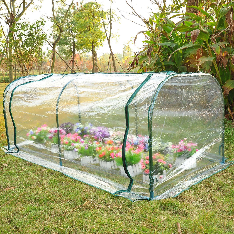 Portable Mini Greenhouse : X greenhouse mini portable gardening flower