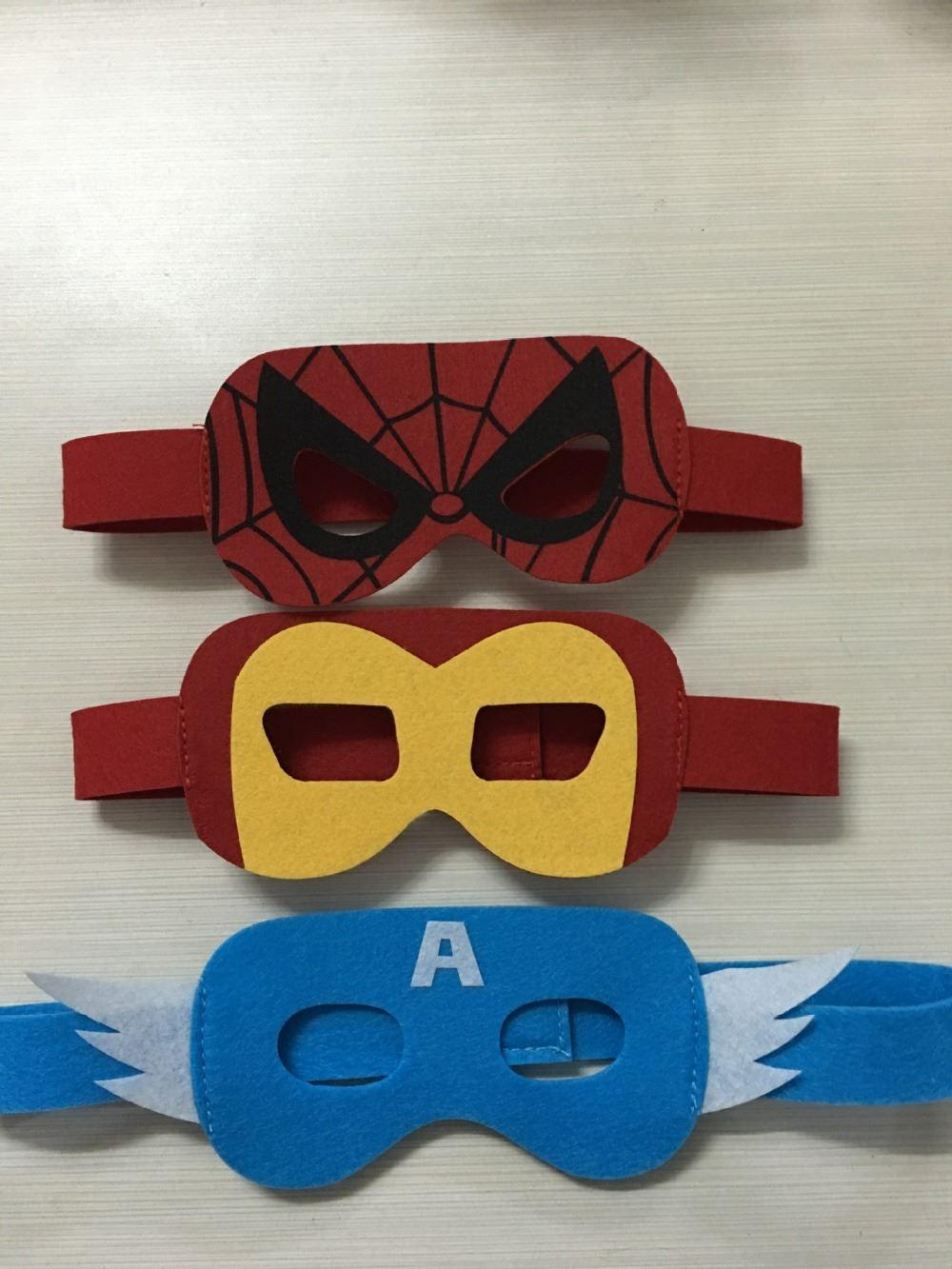 NEW Superman Masques Halloween Mask Party Decoration Cosplay Party ...