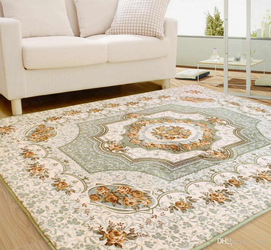 Carpets and rugs for living room modern classic anit slip Machine washable rugs for living room