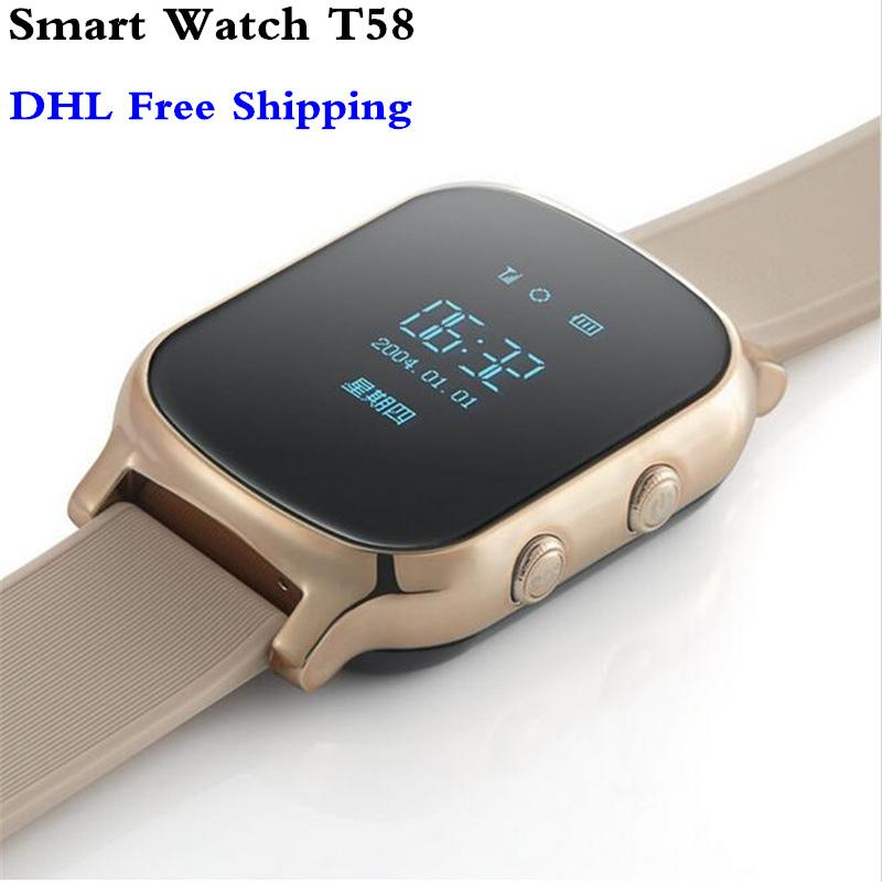 2016 Cute Spy Watch Child GPS Tracker Watch For Kids Smart ...