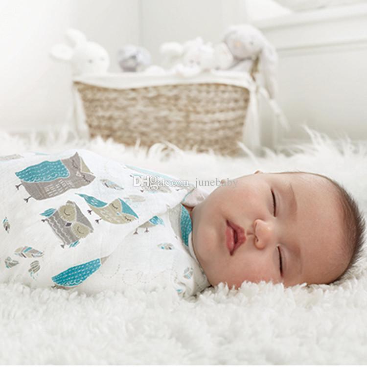 Aden Anais Muslin Blanket 100 Cotton Soft Newborn Baby
