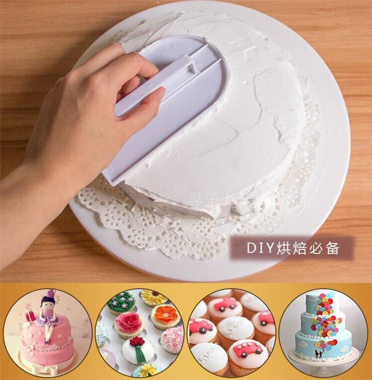Best New Arrival Hot Sale Cake Smoother Decorating ...