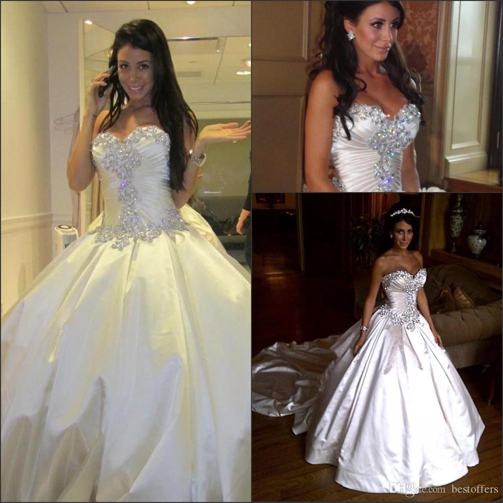 Discount 2017 Pnina Tornai Sparkling Rhinestones Wedding