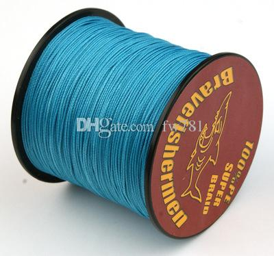 300m pe braided fishing line 4 strand pe multifilament for 20 lb braided fishing line