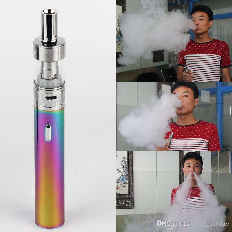 How do rechargeable e cigarettes work