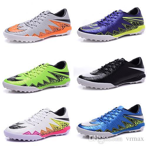2017 2016 Soccer Shoes Hypervenom Ii Flat Soccer Cleats Phantom ...