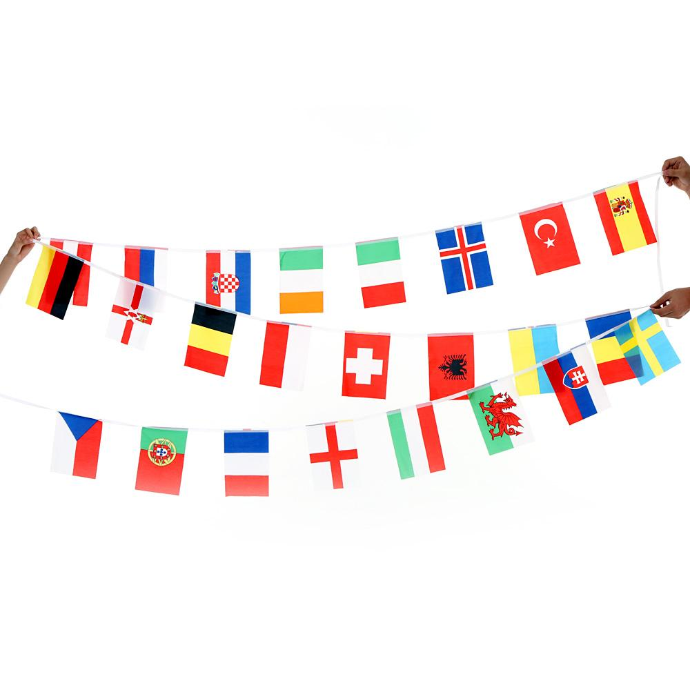flags of the world banner - photo #7