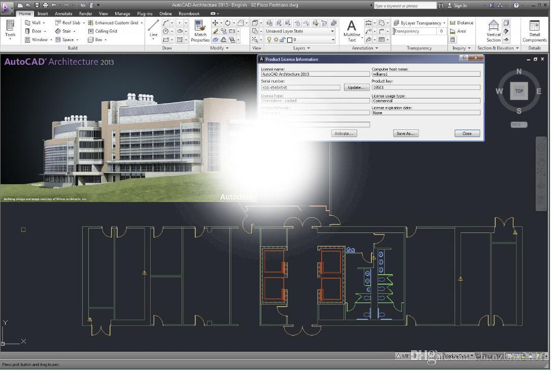 Autodesk autocad architecture 2017 x86 x64 rus eng aio